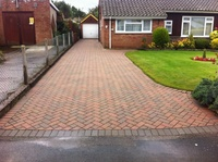 Driveway cleaning macclesfield image