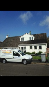 Roof cleaning Macclesfield image
