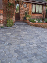 Driveway Cleaning Cheshire, Patio Cleaning Cheshire image